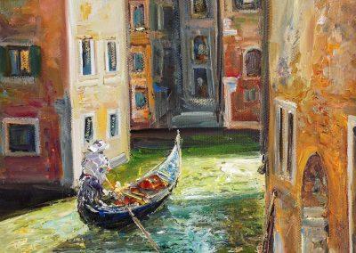 44«Венеция» (« Venezia») 20x35 sm