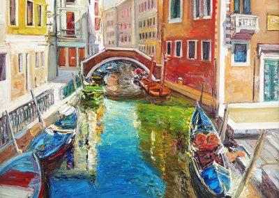 45«Венеция» (« Venezia») 35x45 sm