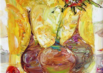49«Кувшины » (« Vases») 20x25 sm